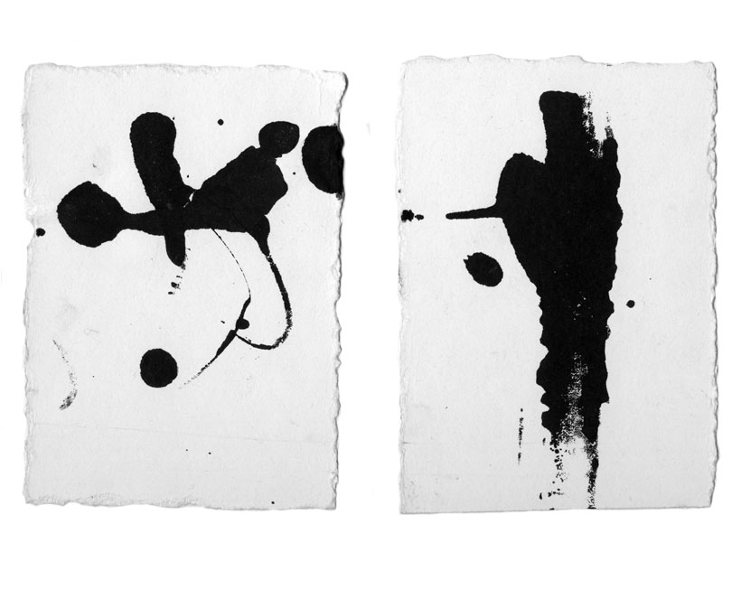 Stevie Cohen Ink Blots